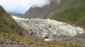 Hokitika – Franz Josef Glacier – Fox Glacier