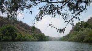 Katherine Gorge River