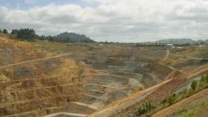 Waihi Goldmine