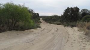 Die erste 4WD Strecke